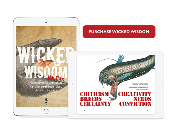 Purchase Wicked Wisdom Image